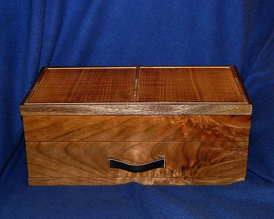 jewelry box - Woodworking Project by Mark Michaels