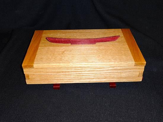 Jewelry Box - Woodworking Project by Ellen