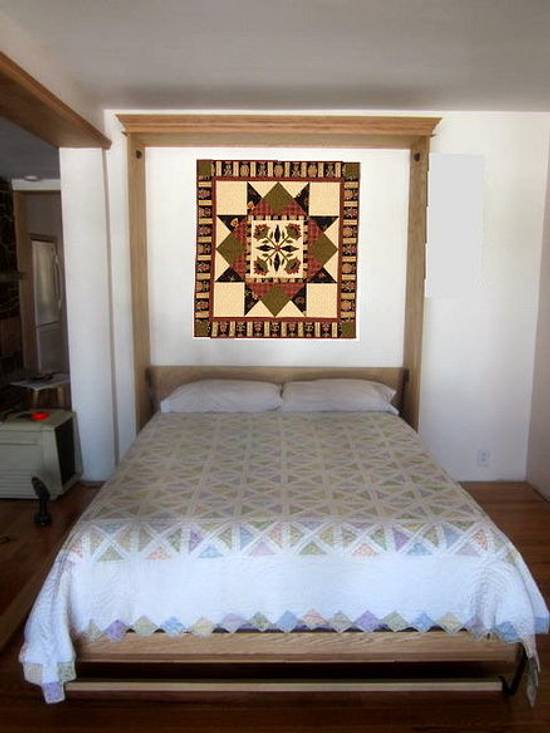 Murphy Bed - Woodworking Project by Craftsman on the Lake