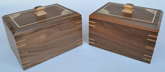 Boxes For K-5 Teachers - Woodworking Project by Steve Gaskins