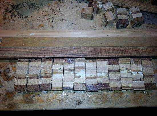 Segmented Pen - Woodworking Project by Tony