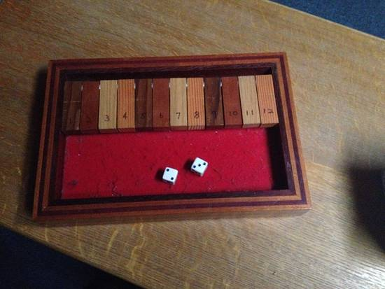 Shut the Box - Woodworking Project by David A Sylvester