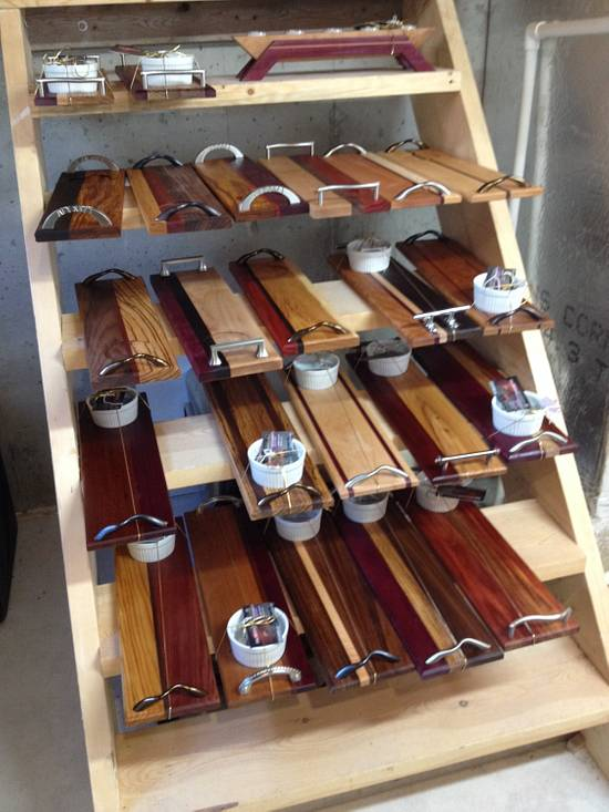 Do I have enough yet?? - Woodworking Project by Ellen