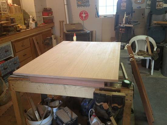 Kitchen Table - Woodworking Project by David A Sylvester
