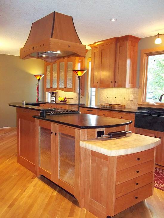 Woodworkers wife asked for a new kitchen - Woodworking Project by Narinder Jugdev