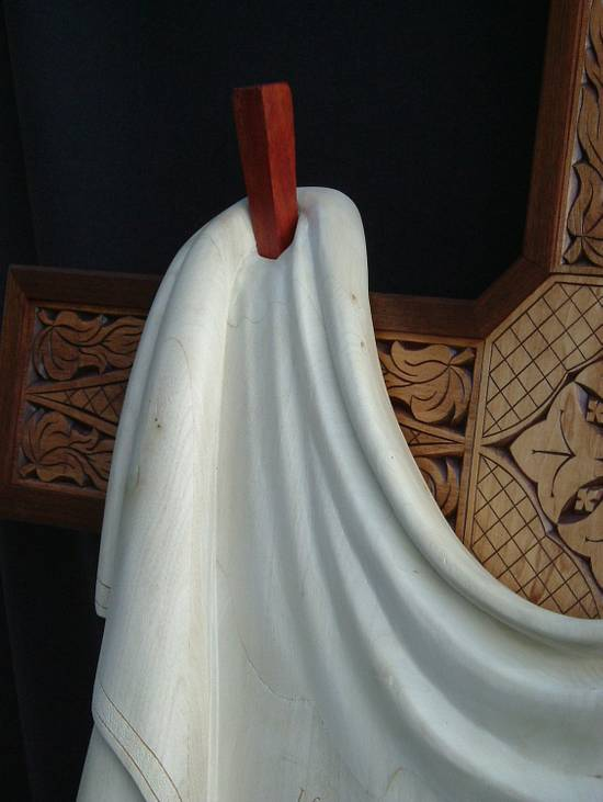 The Shroud - Woodworking Project by Roger Strautman