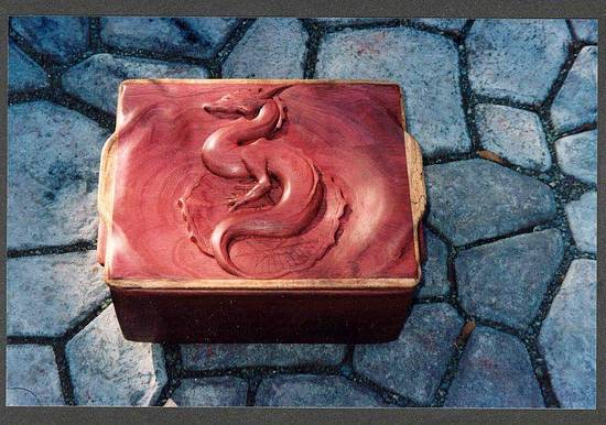Box - Woodworking Project by WestCoast Arts