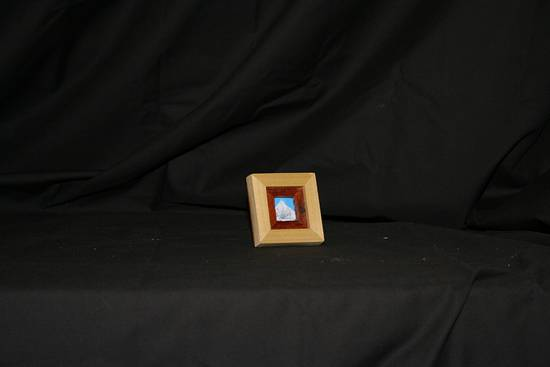 Smallest Picture Frame - Woodworking Project by Railway Junk Creations