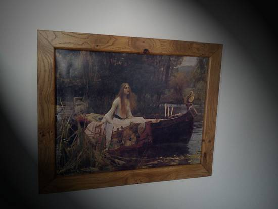 Picture frame - Woodworking Project by Wolf (& Rabbit!)