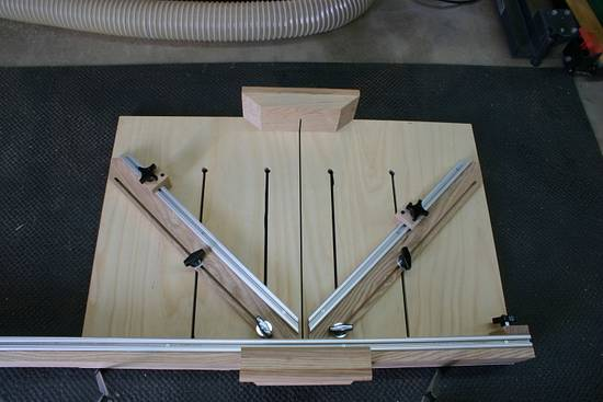 SuperSled for Table Saw - Woodworking Project by HorizontalMike