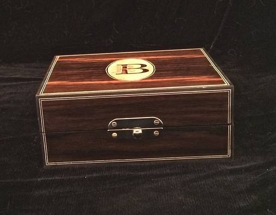 Small Ebony Tool Box - Woodworking Project by RogerBean