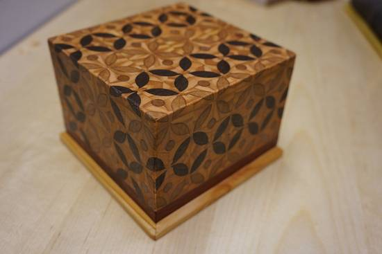 Morocco - Woodworking Project by lanwater