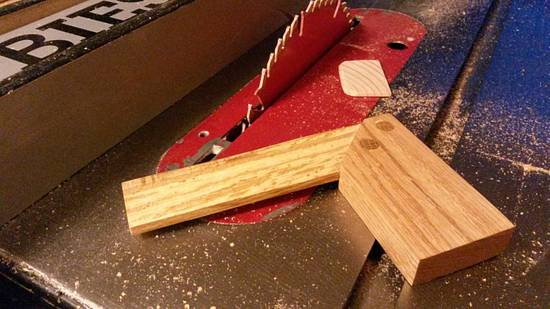 try squares - Woodworking Project by Brian