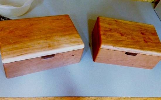 Basic Jewlery boxes - Woodworking Project by Jeff