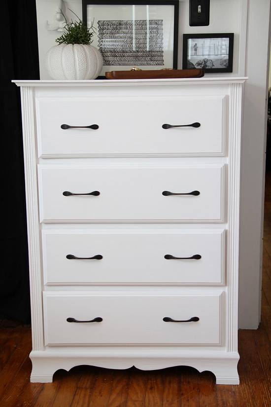 Small Chest of Drawers  - Woodworking Project by Peepaw