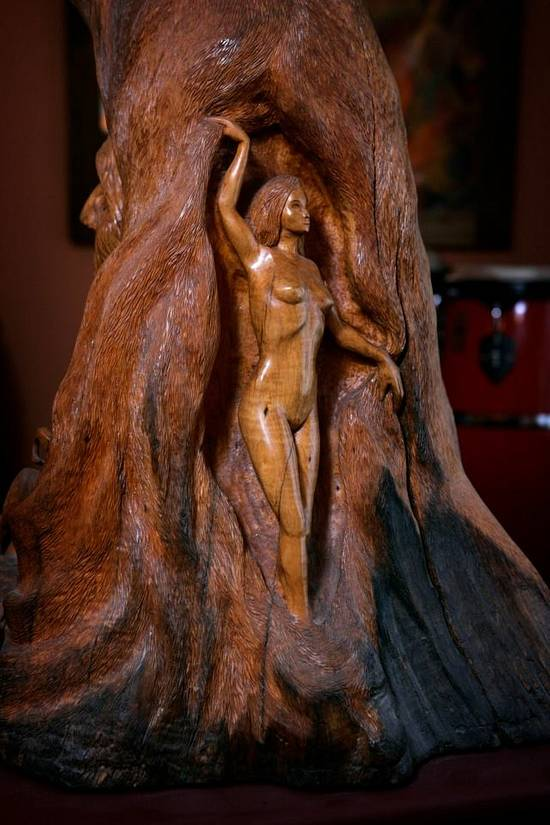Mountain Thunder - Woodworking Project by WestCoast Arts