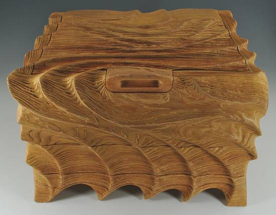 Louisiana Sinker Cypress Watch Box - Woodworking Project by Greg