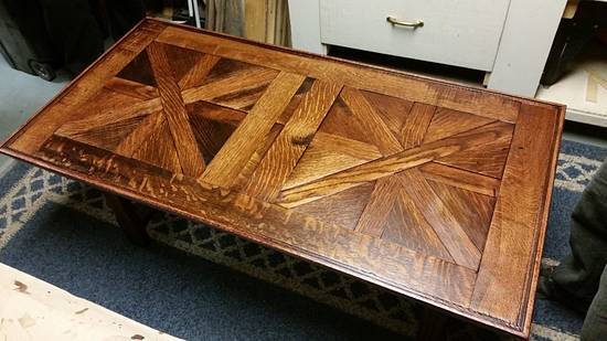 The Dutch Carpenter - Woodworking Project by Jeff Walsma of the Dutch Carpenter.