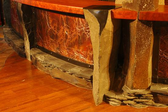 Piper's Pub Details - Woodworking Project by WestCoast Arts