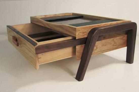 Exposed - Woodworking Project by Joe Laviolette