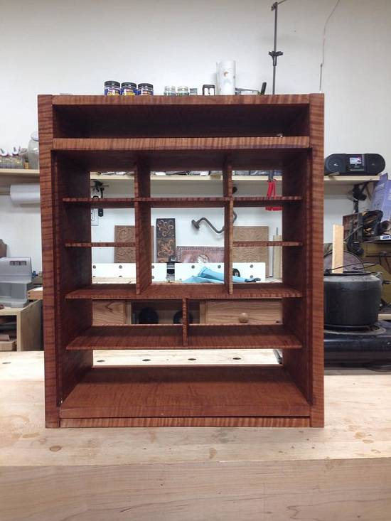 Penn Spice Box - Woodworking Project by Bob Egbert